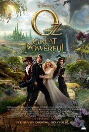 Oz the Great and Powerful (3D)