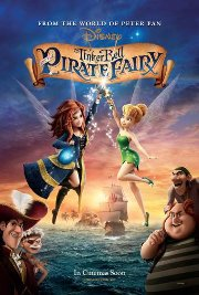 Tinker Bell and The Pirate Fairy (3D)