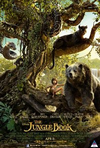 The Jungle Book (3D)(IMAX)