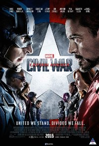 Captain America: Civil War (3D)(IMAX)