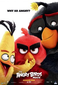 The Angry Birds Movie (3D)