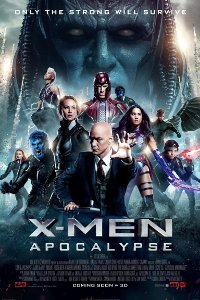 X-Men: Apocalypse (4DX)