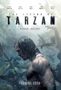 The Legend of Tarzan (3D)(IMAX)
