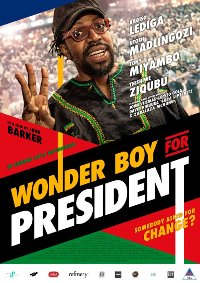 Wonder Boy for President