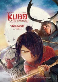 Kubo and the two Strings (3D)