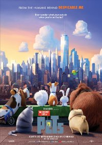The Secret Life of Pets (3D)