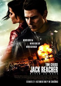 Jack Reacher: Never Go Back (IMAX)